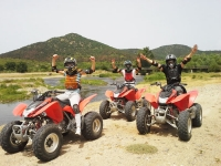Quad bike adventure